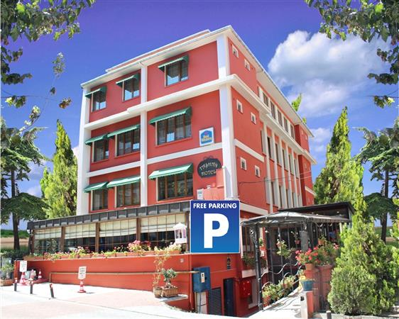 Best Western Tashan Business Airport Hotel Bakırkö