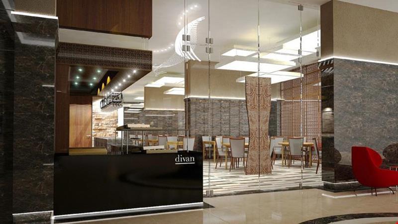 Divan mersin mersin otel rezervasyon for Divan hotel mersin